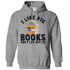 I Love Big Books And I Can Not Lie   - awesomethreadz