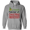 Stressed Blessed And Christmas Obsessed   awesomethreadz