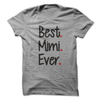 Best Mimi Ever T Shirt - awesomethreadz