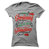I Love Gardening From My Head To My Tomatoes  [T-Shirt] awesomethreadz