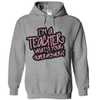 I'm A Teacher What's Your Superpower  [T-Shirt] awesomethreadz