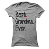 Best Grandma Ever  [T-Shirt] awesomethreadz