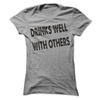 Drinks Well With Others  [T-Shirt] awesomethreadz