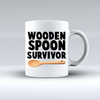 Wooden Spoon Survivor Coffee Mug T Shirt - awesomethreadz