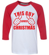 This Guy Loves Christmas   awesomethreadz