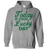 Today Is Your Lucky Day  [T-Shirt] awesomethreadz