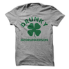Drunky McDrunkerson T Shirt - awesomethreadz