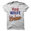 Red White And Brew T Shirt - awesomethreadz