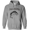 I'm A Keeper  [T-Shirt] awesomethreadz