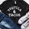 Tequila And Tacos  [T-Shirt] awesomethreadz