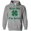 Kiss Me I'm Irish T Shirt - awesomethreadz