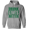 Drunk Lives Matter T Shirt - awesomethreadz