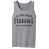 All I Care About Is Fishing And Maybe Like 3 People  [T-Shirt] awesomethreadz