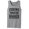 Fishing Saved Me From Becoming A Pornstar Now I'm Just A Hooker T Shirt - awesomethreadz