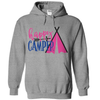 Happy Camper Tent T Shirt - awesomethreadz
