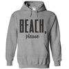 Beach Please T Shirt - awesomethreadz