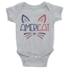 Americat Onesie   - awesomethreadz