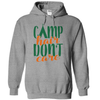 Camp Hair Don't Care  [T-Shirt] awesomethreadz