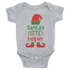 Santa's Little Helper Onesie  [T-Shirt] awesomethreadz