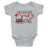 Dream Big Little One Onesie  [T-Shirt] awesomethreadz