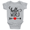 Hello World Onesie  [T-Shirt] awesomethreadz