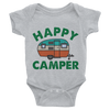Happy Camper Onesie  [T-Shirt] awesomethreadz