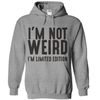 I'm Not Weird I'm Limited Edition  [T-Shirt] awesomethreadz