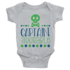 Captain Adorable Onesie  [T-Shirt] awesomethreadz
