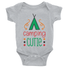 Camping Cutie Onesie  [T-Shirt] awesomethreadz