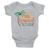 Topical Cutie Onesie   awesomethreadz