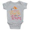 New Chick In Town Onesie  [T-Shirt] awesomethreadz