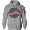 Sawdust Is Man Glitter T Shirt - awesomethreadz