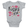 Kisses 25 Cents Onesie   awesomethreadz