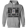 Never Trust An Atom They Make Up Everything   - awesomethreadz