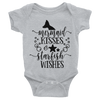 Mermaid Kisses And Starfish Wishes Onesie  [T-Shirt] awesomethreadz