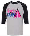 Happy Camper Tent  [T-Shirt] awesomethreadz