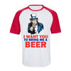 I Want You To Bring Me A Beer  [T-Shirt] awesomethreadz