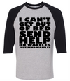 I Can't Get Out Of Bed Send Help Or Waffles Just Send Waffles  [T-Shirt] awesomethreadz