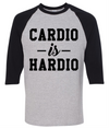 Cardio Is Hardio  [T-Shirt] awesomethreadz