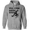 Yes I Can Drive A Stick Witch   awesomethreadz