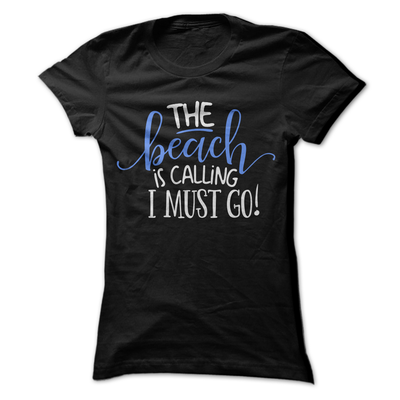 The Beach Is Calling And I Must Go   awesomethreadz