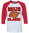 Save The Neck For Me Clark Christmas  [T-Shirt] awesomethreadz
