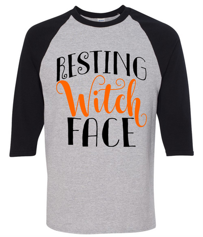 Resting Witch Face   awesomethreadz