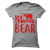 Mama Bear Christmas   awesomethreadz