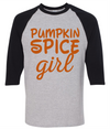 Pumpkin Spice Girl  [T-Shirt] awesomethreadz