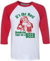 It's The Most Wonderful Time For A Beer  [T-Shirt] awesomethreadz