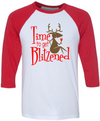 Time To Get Blitzened  [T-Shirt] awesomethreadz