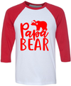 Papa Bear Christmas  [T-Shirt] awesomethreadz