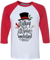 Walking In A Winter Wonderland  [T-Shirt] awesomethreadz