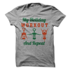 My Holiday Workout And Repeat Wine   awesomethreadz
